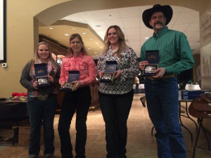 Reining Year End Awards