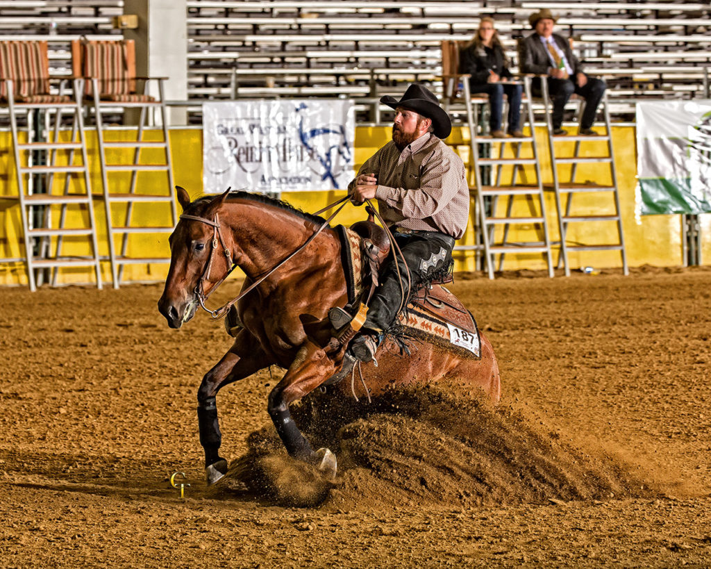 Chica Jerry Cola quarter horse reiner for sale